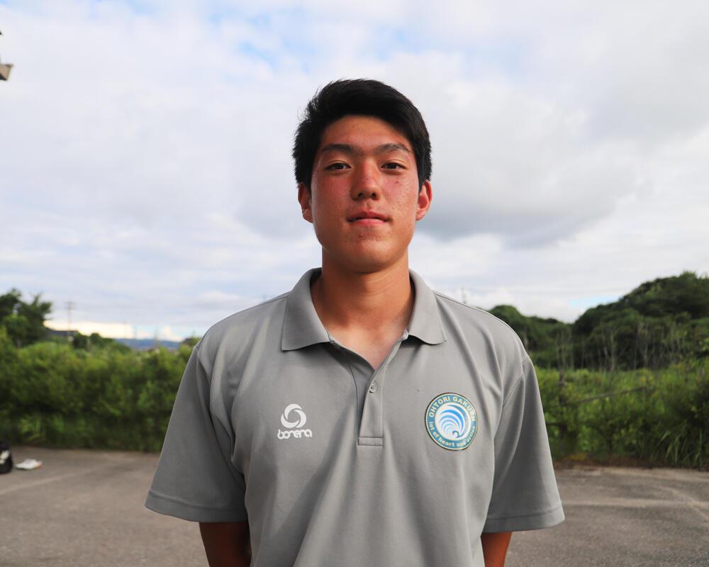 何で石川の強豪・鵬学園高校サッカー部を選んだの?「観ている人が驚くようなサッカーをする鵬学園のスタイルが好きになり、選手権の全国大会も観に行きました」【2021年】