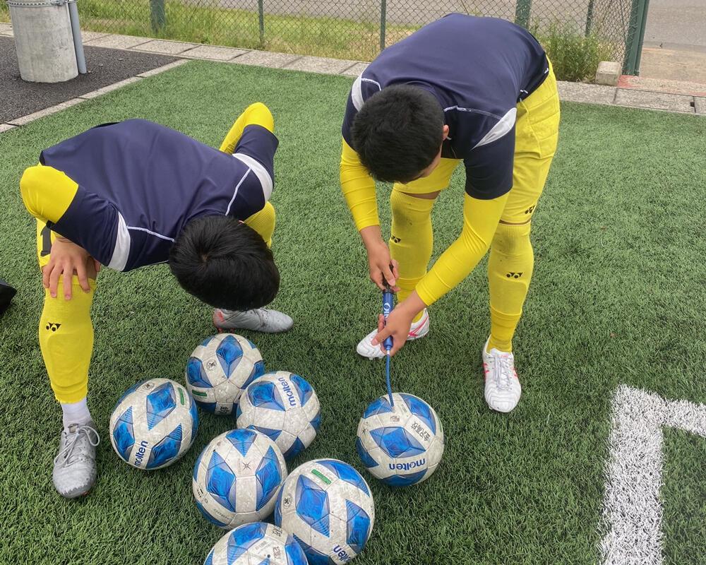 【ヤンサカ特別企画】金沢高校サッカー部のここは絶対に負けない!僕のサッカー部自慢「今年から始めたグループ活動!」【編集部がZOOMで聞く】