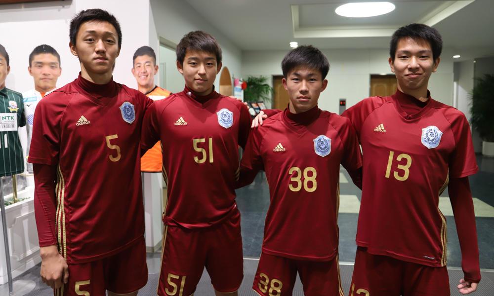 【2019シーズン始動!】興國サッカー部あるある「朝練の時は校庭のグラウンドに200人くらいいる」