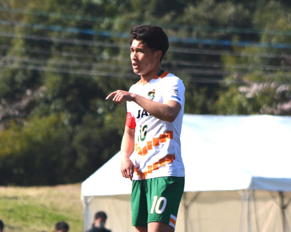【2021年 始動!】青森の名門・青森山田高校サッカー部のキャプテンはつらいよ!?「自分が3年間学んできていることがあるので、みんなに経験を伝えながらチームを強くしていきたい」