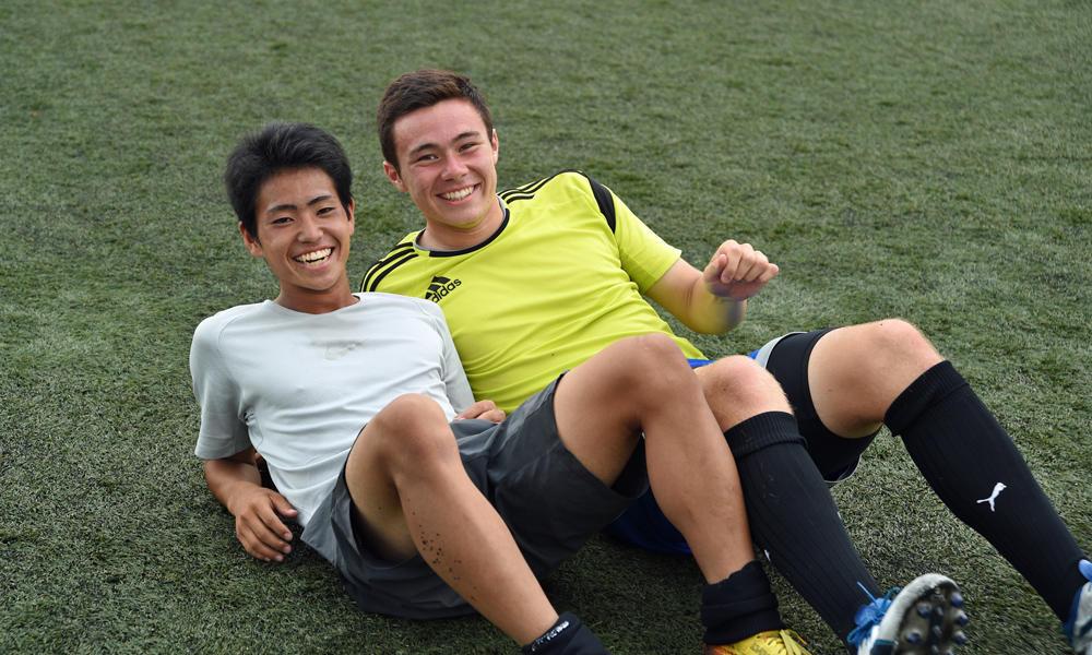 なんで前橋育英高校サッカー部を選んだの?「練習会に参加してチーム内の競争がすごかった」