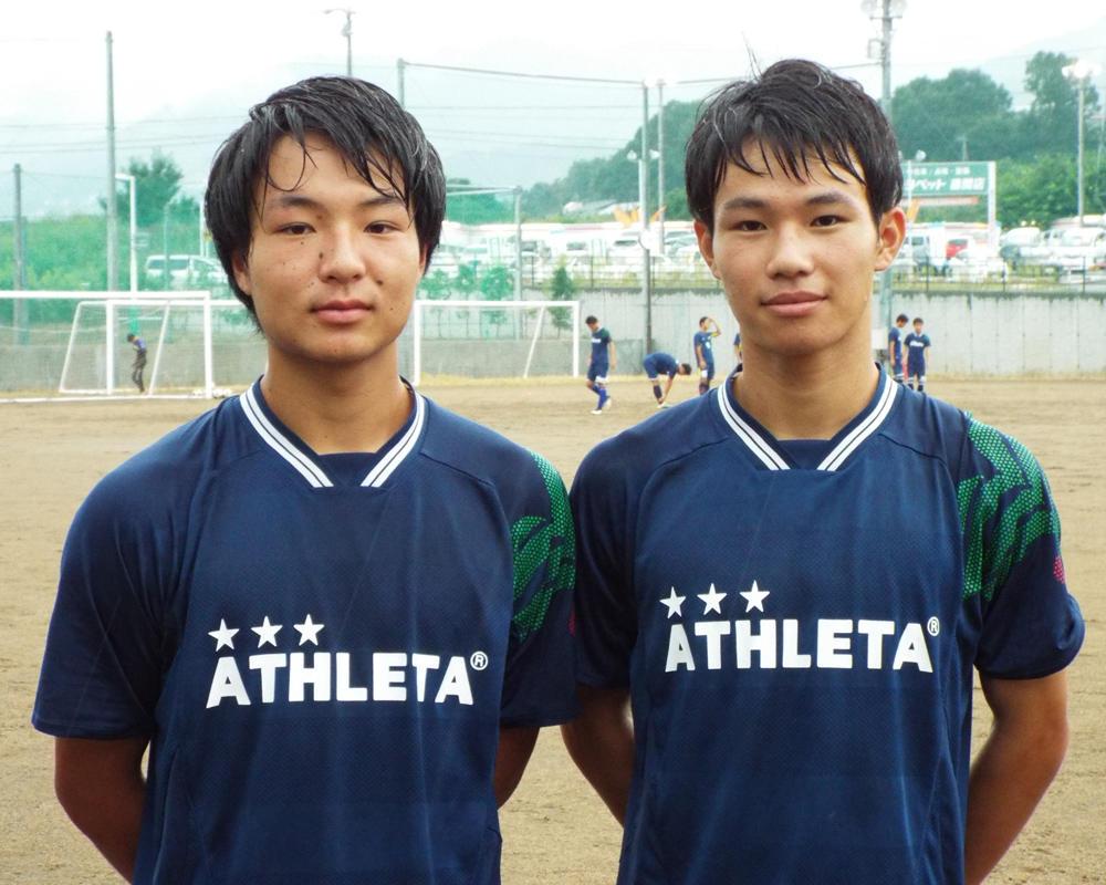 なんで市立長野高校サッカー部を選んだの?「高校サッカーで全国に出るのが夢だった」