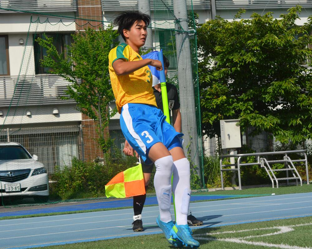 何で東京の名門・帝京高校サッカー部を選んだの?「トレーニング施設やグラウンドも含めて帝京であればもっと上手くなれる」【2021年 インターハイ全国大会出場校】