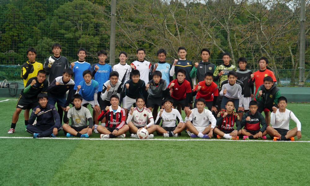 静岡学園高校サッカー部あるある「つねに股抜きを狙っている!」