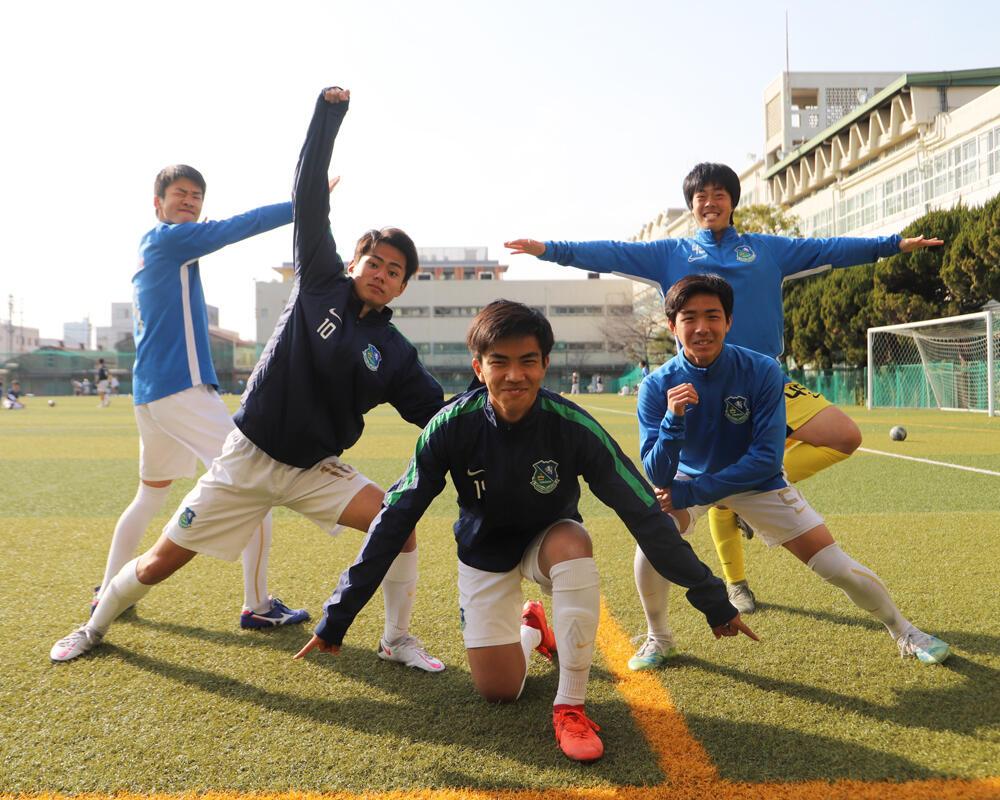 【2021年 始動!】大阪産業大学附属高校サッカー部あるある「先輩から練習着をねだりがち」