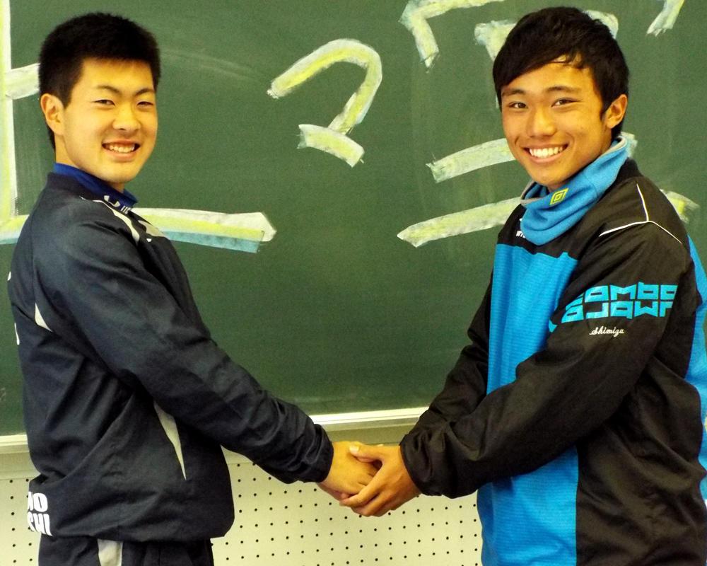 【選手権出場校】なんで上田西高校サッカー部を選んだの?「高校選手権に憧れていた」