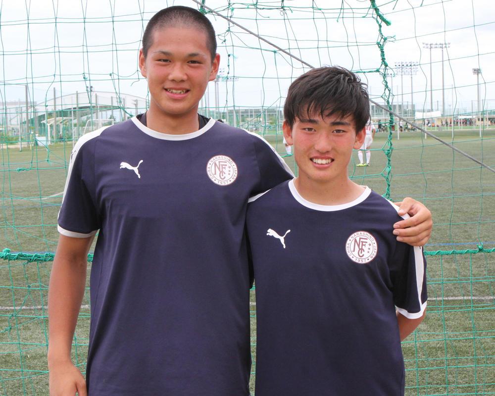 鬼武淳也と櫻庭晴人は何で千葉の強豪・習志野高校サッカー部を選んだのか?