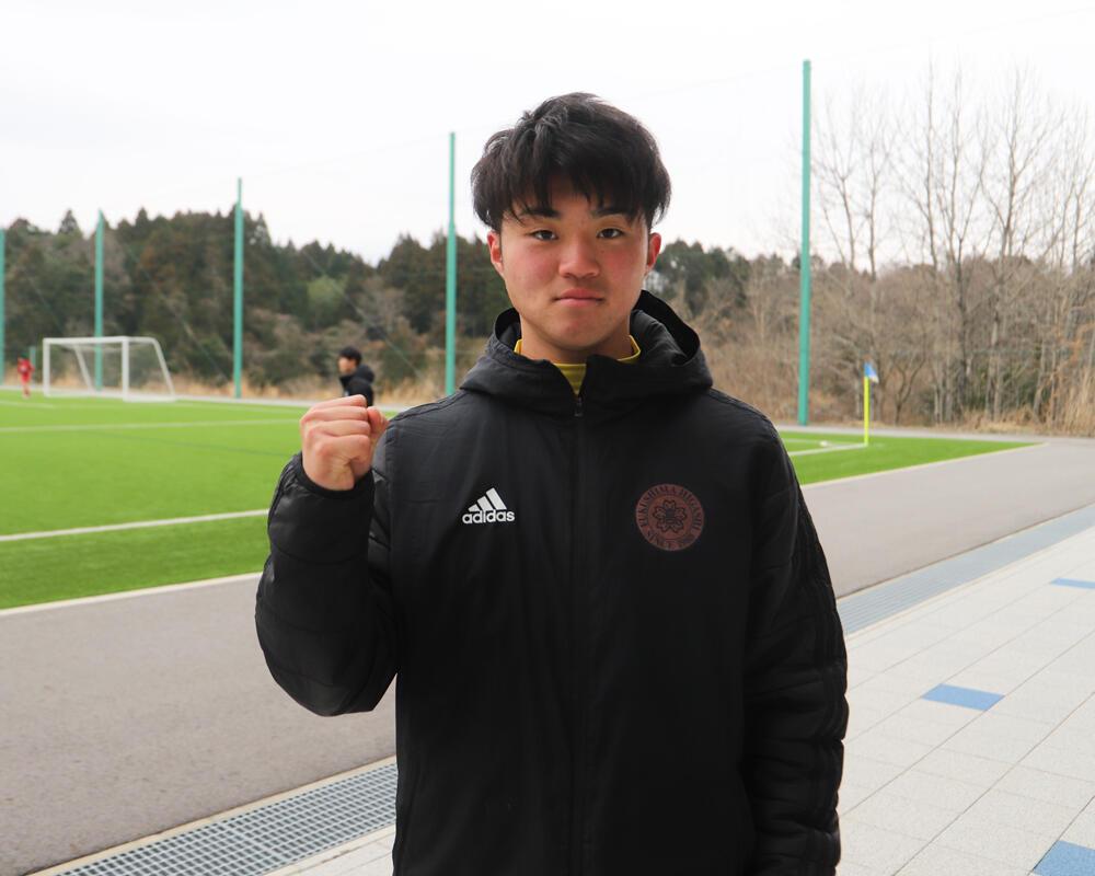 【2021年 始動!】何で福島の注目校・福島東高校サッカー部を選んだの?「『県立でも勝てるんだ』というのを自分たちが証明したいと思った」