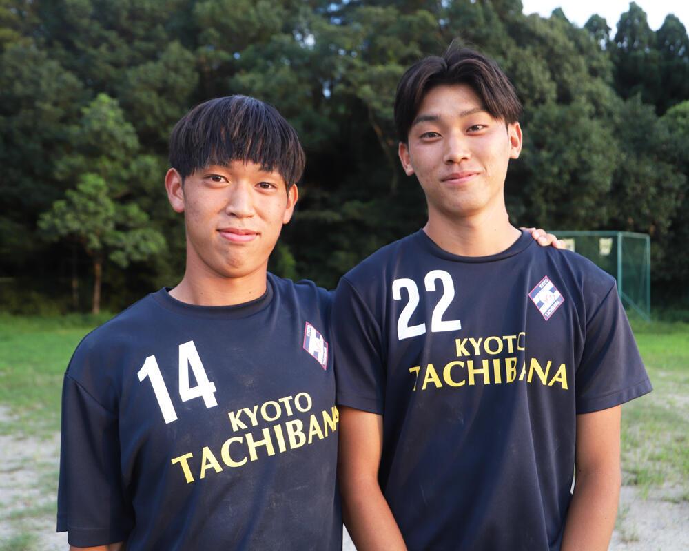 何で京都の強豪・京都橘高校サッカー部を選んだの?「Jユースの練習参加も経験しましたが、小さい頃から憧れていた橘に行こうと決意しました」【2021年】