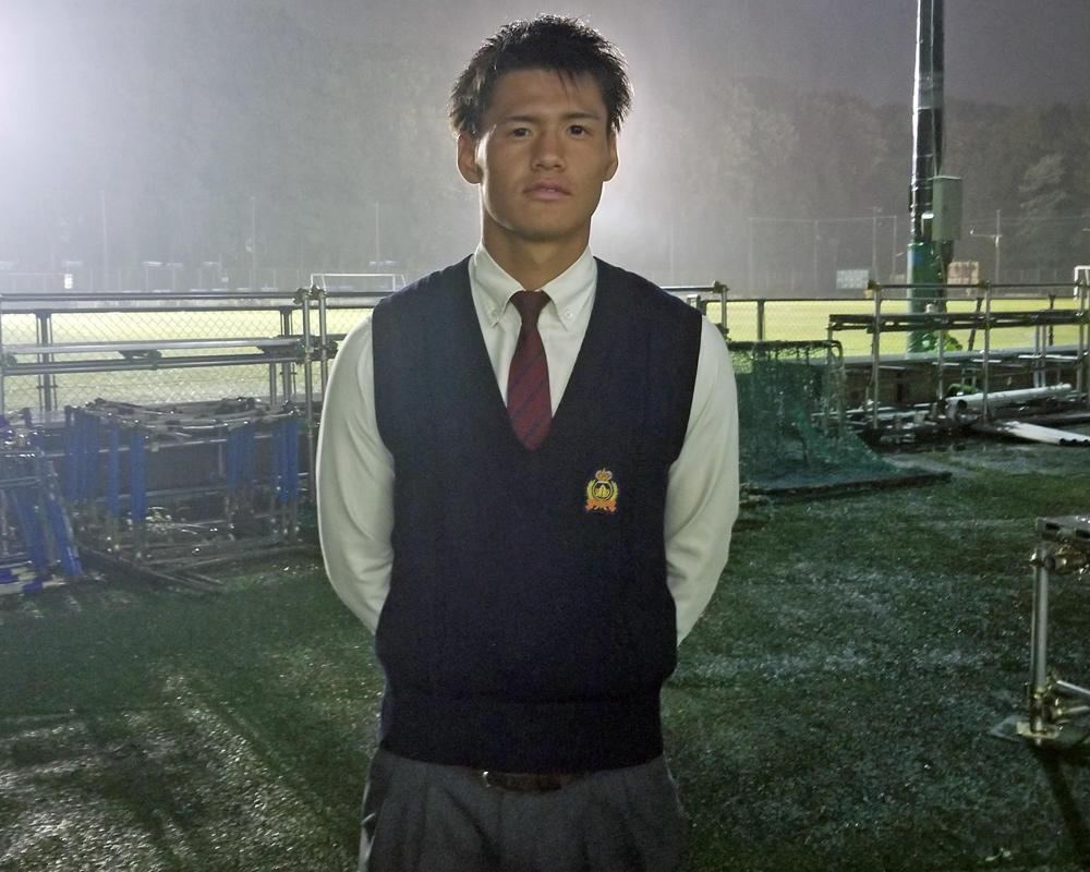 【流通経済大柏高校サッカー部】関川郁万のキャプテンはつらいよ!?