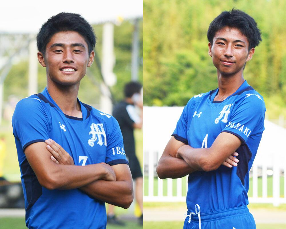 何で茨城の強豪・明秀学園日立高校サッカー部を選んだの?「いつでも自主練習ができるし、常に上を目指せる環境があったのが大きかった」【2020年】
