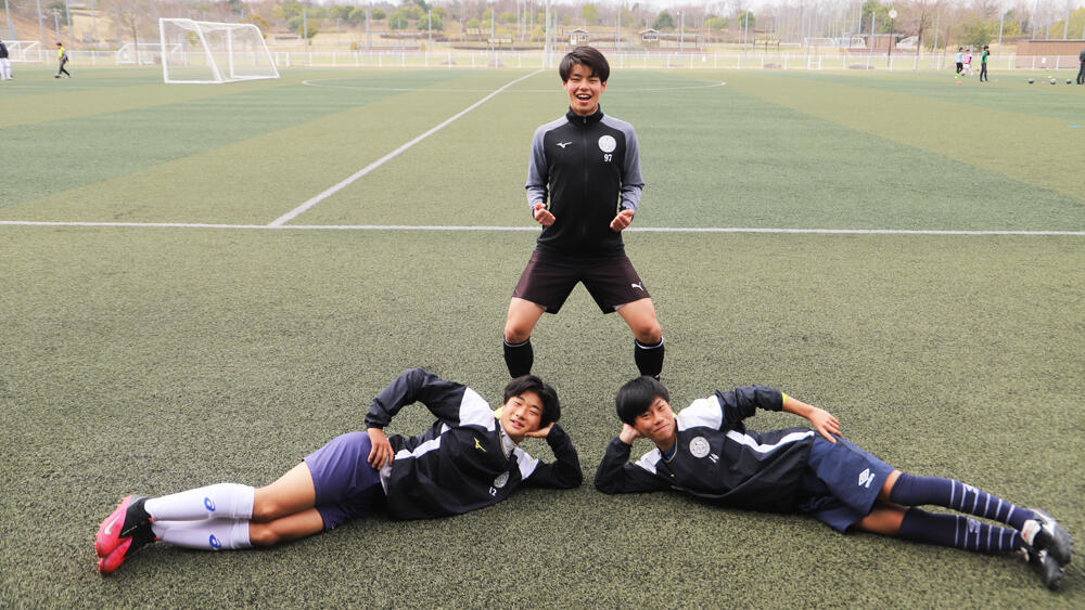 【2021年 始動!】神戸星城高校サッカー部あるある「監督のスピーカーほど怖い物はない」