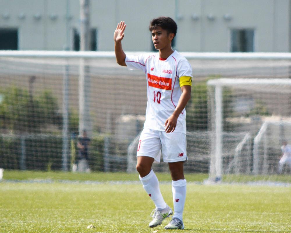 福岡の名門・東福岡高校サッカー部のキャプテンはつらいよ!?「遼太郎君からも『頑張れよ』って言ってもらったので、そこから責任感が増しました」【2020年】