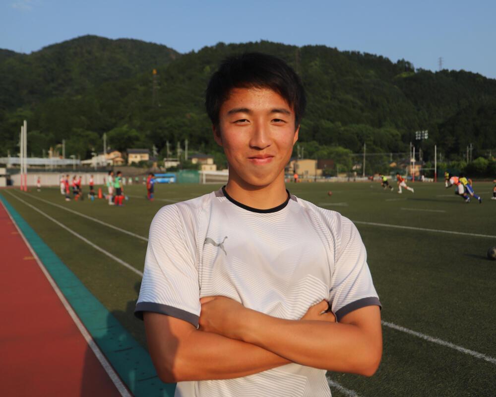【2021年】京都の強豪・東山高校サッカー部のキャプテンはつらいよ!?「一体感や団結力は東山のチームカラーでもあると思うので、より意識するようにしています」【インターハイ京都予選優勝校】