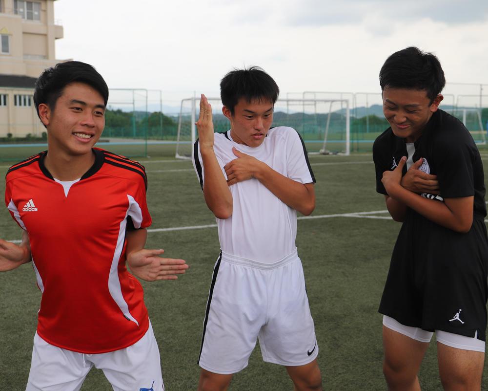 三田学園高校サッカー部あるある「冬のきつさは青森山田に負けていない!」【2019 インターハイ出場校】