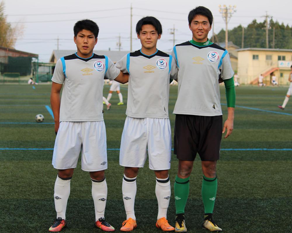 四日市中央工業高校サッカー部の練習の様子を紹介!(30枚)