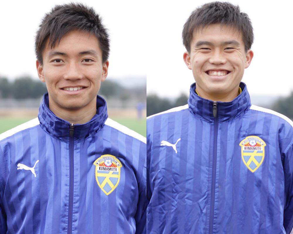 何で大津高校サッカー部を選んだの?「植田直通選手に憧れて」