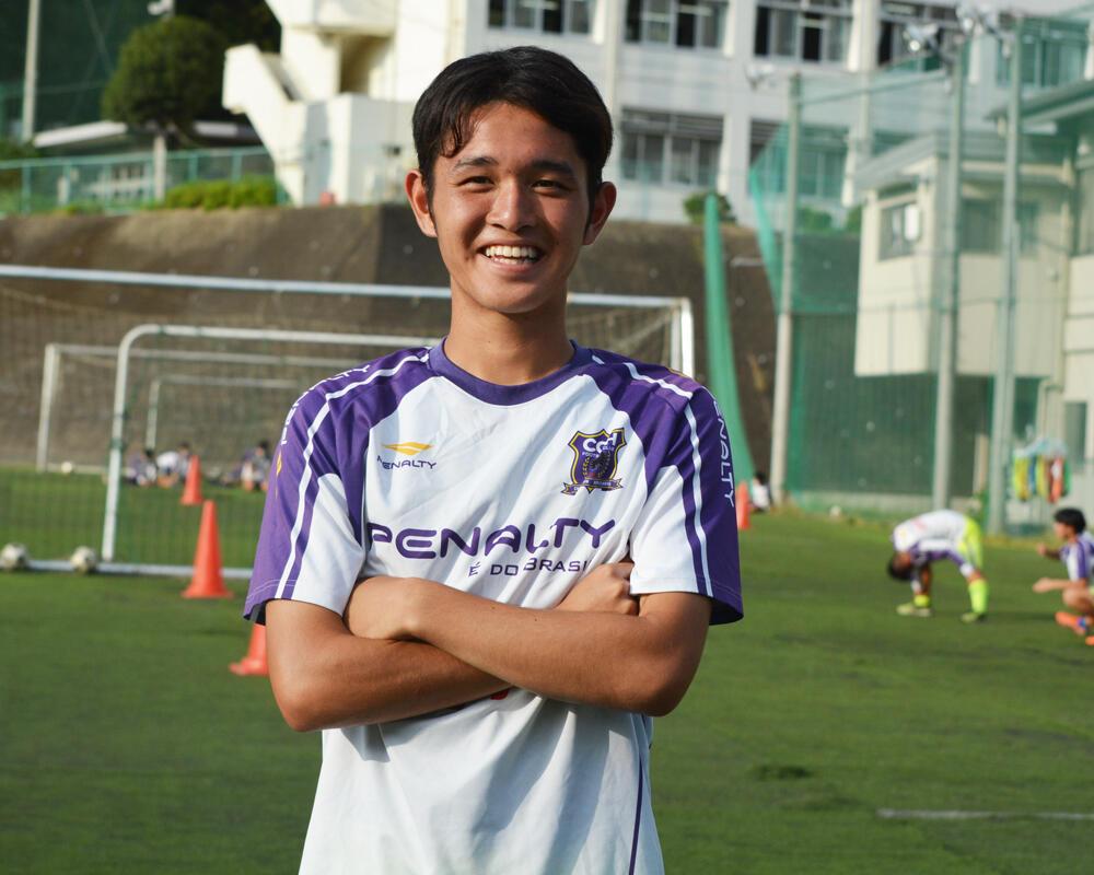 千葉の強豪・中央学院高校サッカー部|山宿雄陽のキャプテンはつらいよ!?「いろんなことがあったからこそ、みんな同じ方向を向いて戦えている」【2021年】