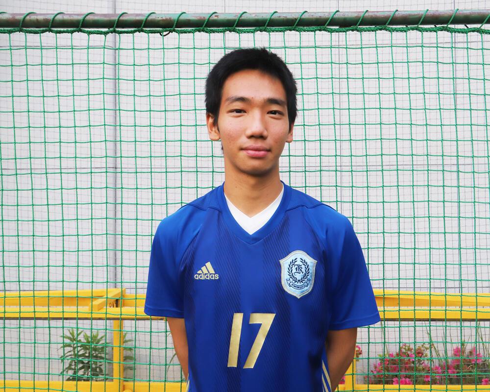【2021年 始動!】何で大阪の注目校・興國高校サッカー部を選んだの?「3号球を使った練習など他チームと違うメニューをたくさんやっていて行ってみたいと思いました」