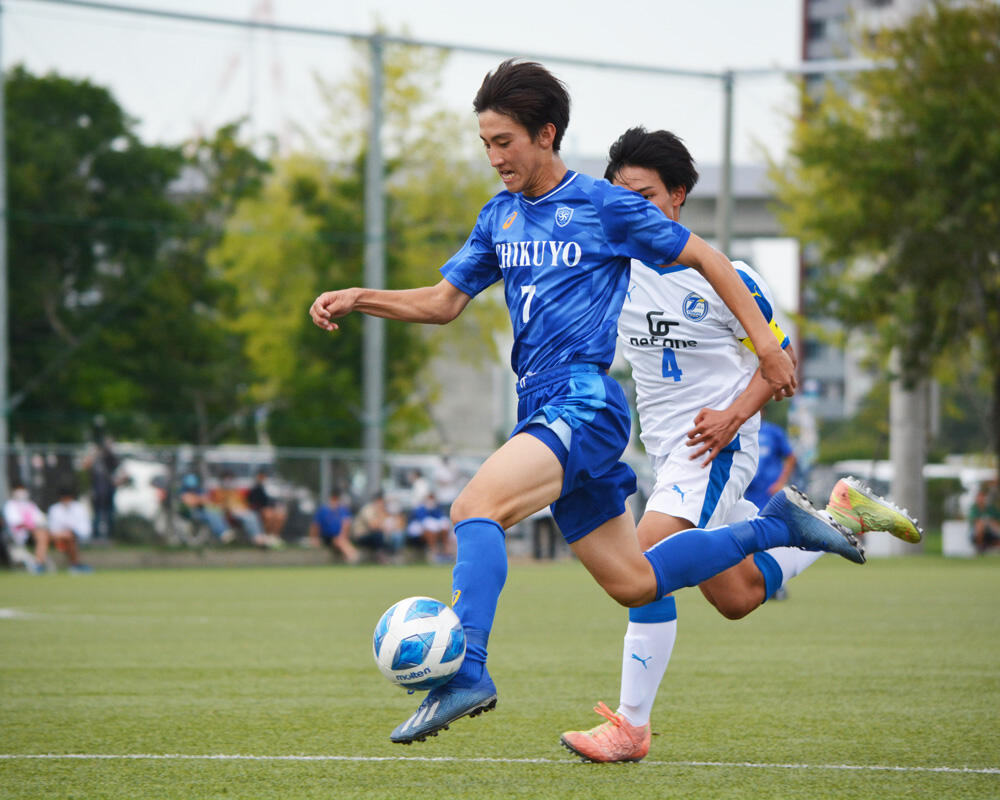 福岡の強豪・筑陽学園サッカー部|エース・岩崎巧の誓い「エースナンバーを託されるとは想像していなかったけど、7番を付けたいと考えていました。なので、背負う準備はできていましたね」【2020年】