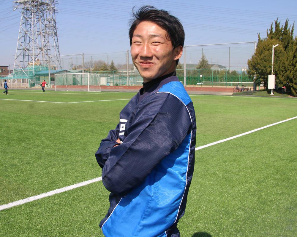 【阪南大学高校サッカー部】和田育のキャプテンはつらいよ!?