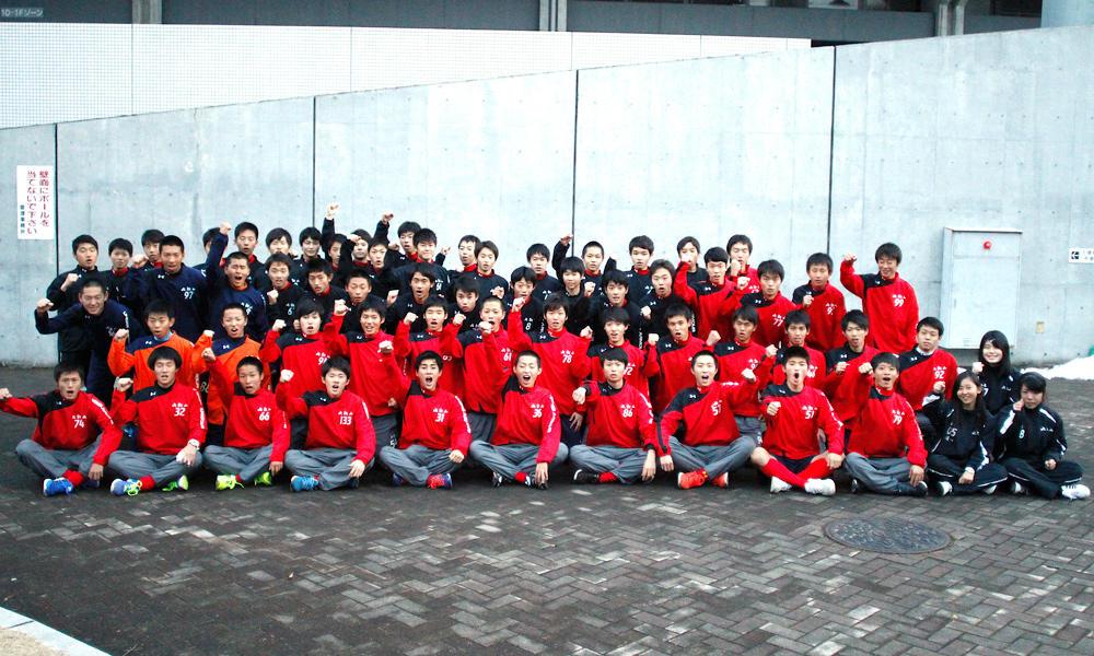 比叡山高校サッカー部あるある「試合などで他府県に行っても、やたらと坂が気になる(笑)」
