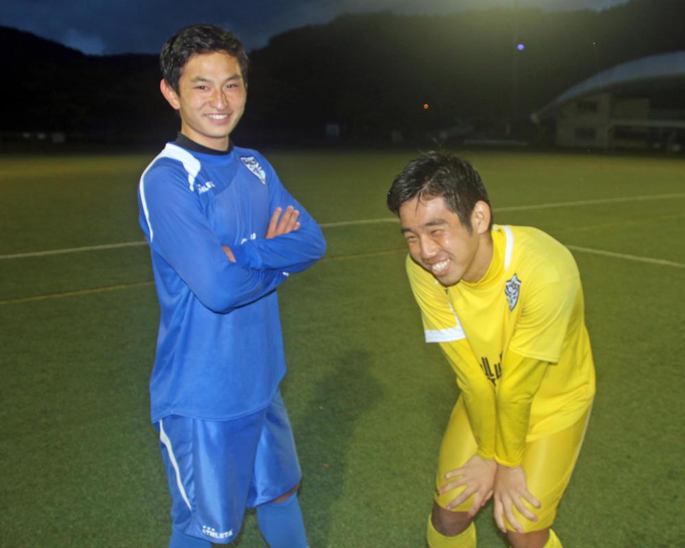 何で飯塚高校サッカー部を選んだの?「自分のやりたいドリブルで魅せるサッカーだった」