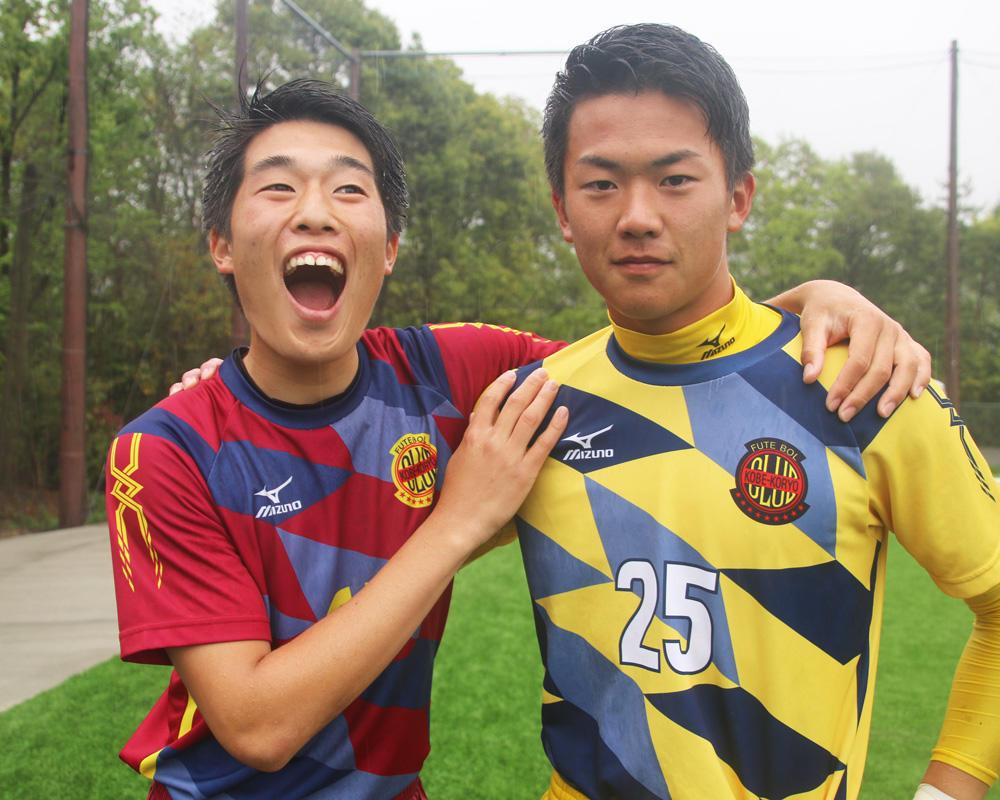 何で神戸弘陵高校サッカー部を選んだの?「最高の環境があったので、ここに行くしかないと感じた」