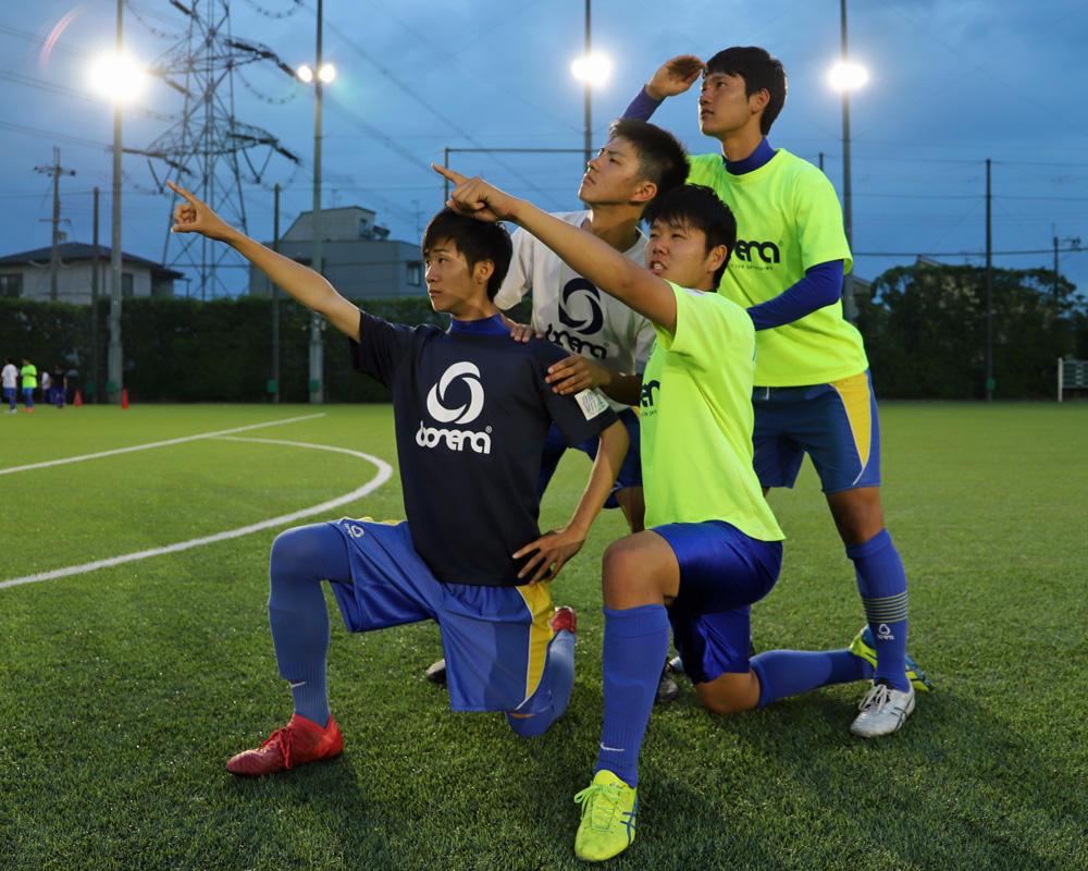 金光大阪高校サッカー部あるある「選手は激辛、激甘で評価!」