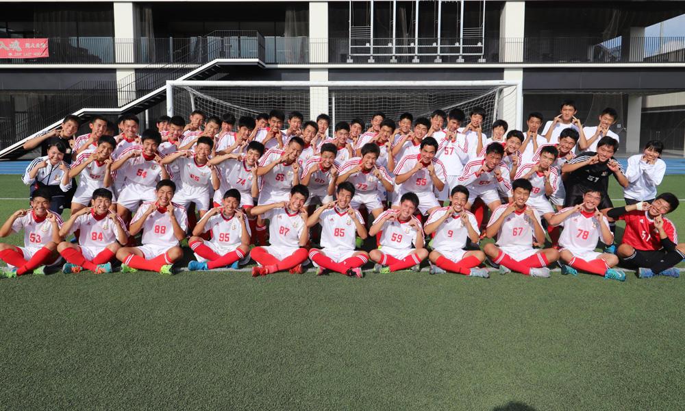 関大北陽高校サッカー部の練習の様子を紹介!(16枚)
