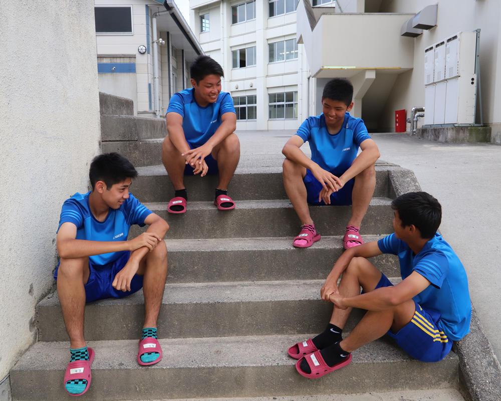 伊賀白鳳高校サッカー部あるある「半年に一度ある市船がヤバい!」