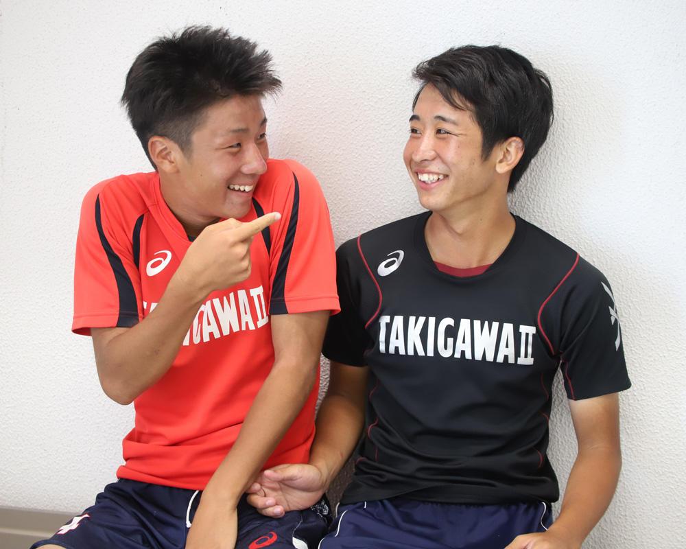何で滝川第二高校サッカー部を選んだの?「近くに日本一になれる学校があるというだけで凄く憧れた」