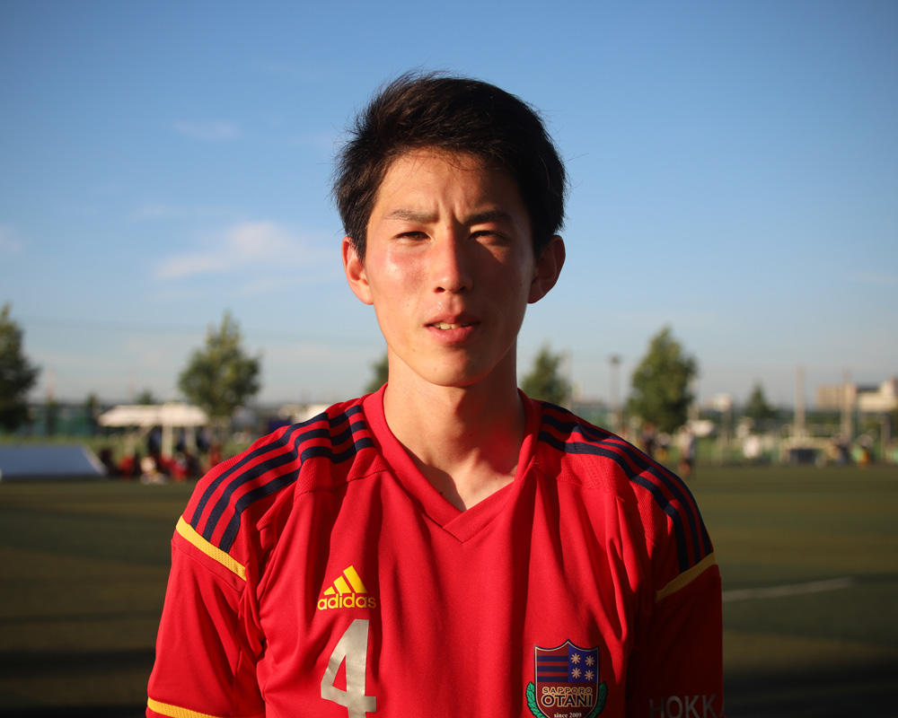 【札幌大谷高校サッカー部】濱田雄也のキャプテンはつらいよ!?
