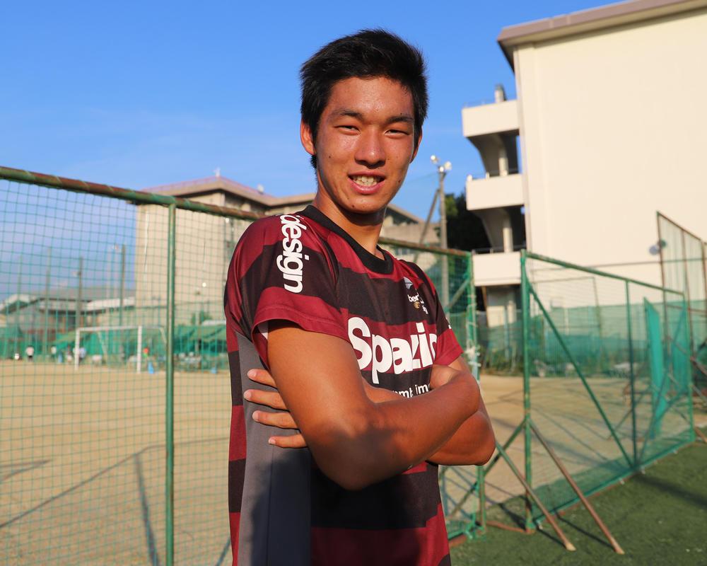何で久御山高校サッカー部を選んだの?「選手権で準優勝した代がとにかくカッコよかった」