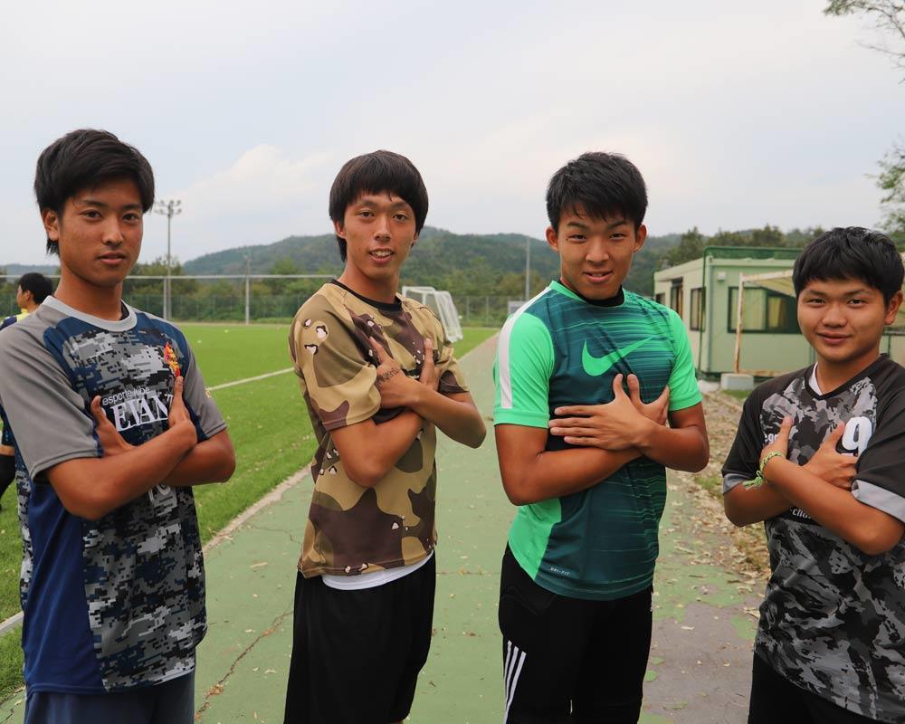 中京学院大中京高校サッカー部あるある「夏は氷水を奪い合う」