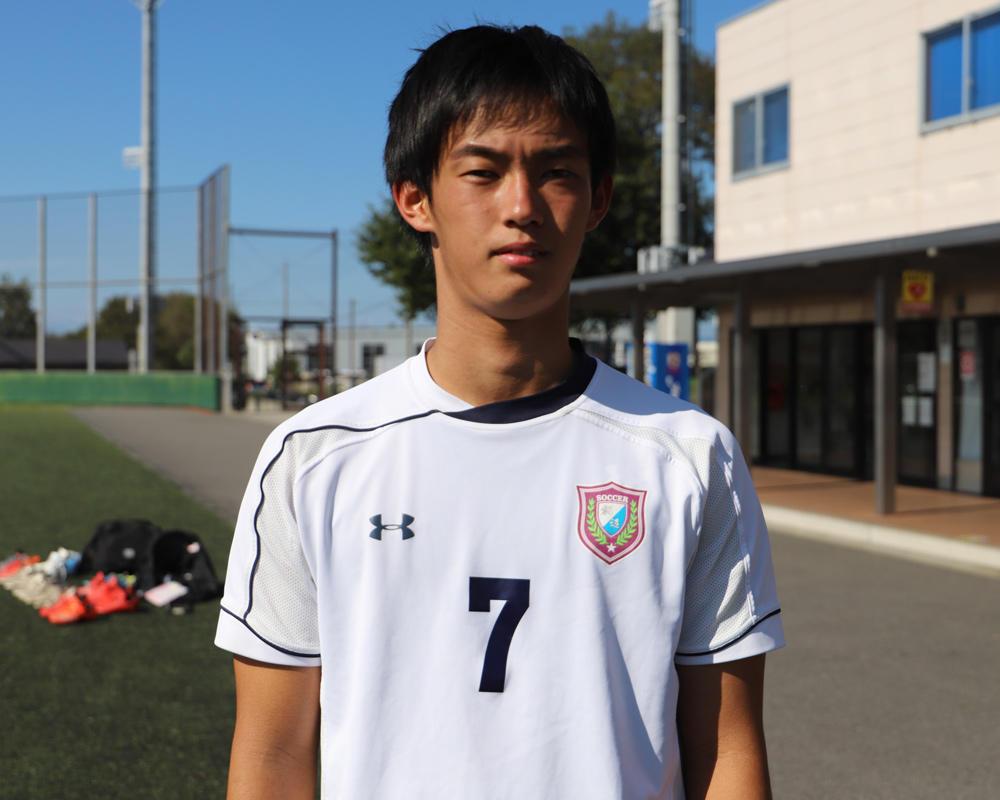 【松本国際高校サッカー部】小林潤生のキャプテンはつらいよ!?