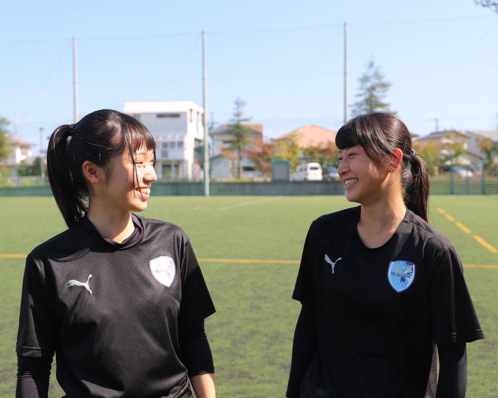 何で徳島市立高校サッカー部のマネージャーをやろうと思ったの?【高校サッカー選手権 2018】