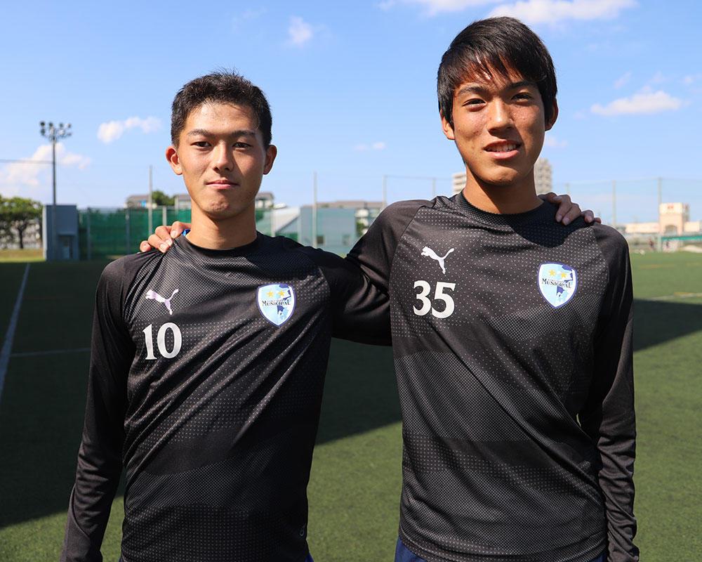 何で徳島市立高校サッカー部を選んだの?「徳島ユースに上がる選択肢もあった」【高校サッカー選手権 2018】
