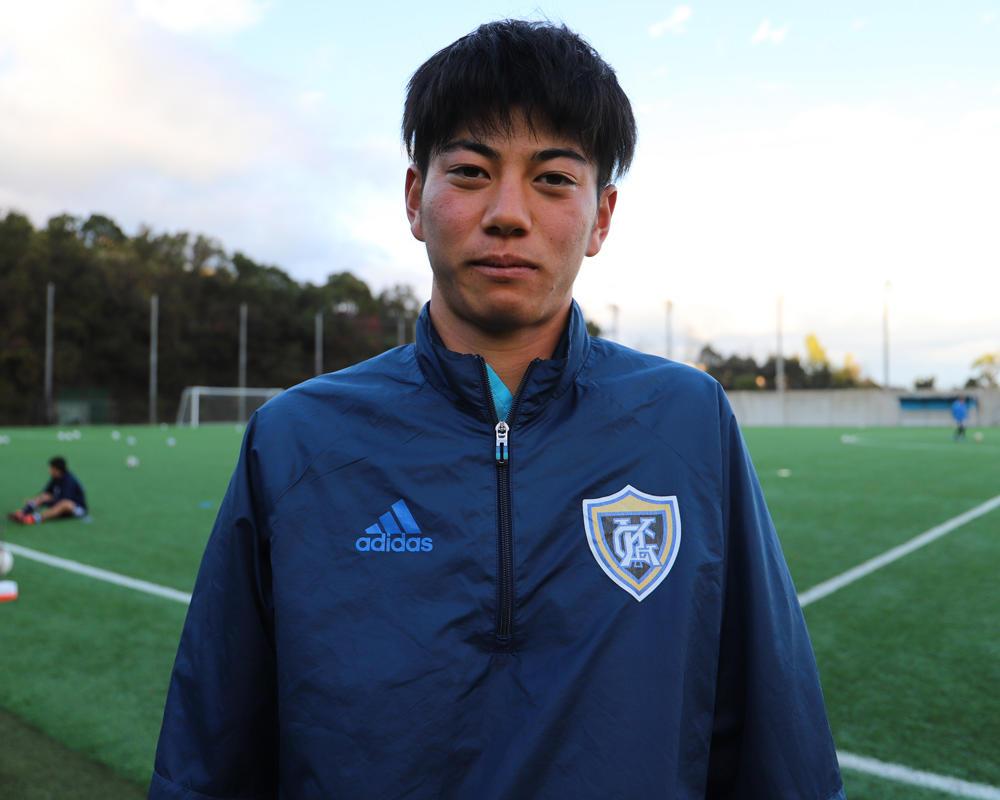 関西学院高校サッカー部・林幹太のキャプテンはつらいよ!?【高校サッカー選手権 2018】