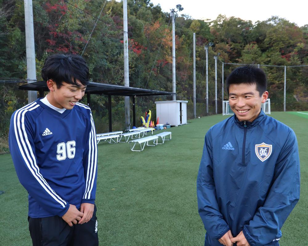 【選手権出場校】何で関西学院高校サッカー部を選んだの?「関学に行きたいと思ったことで勉強が好きになった」