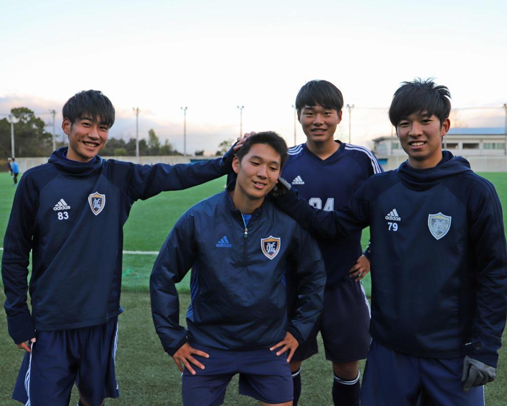 関西学院高校サッカー部あるある「練習前にお祈りするのがルーティン」【高校サッカー選手権 2018】