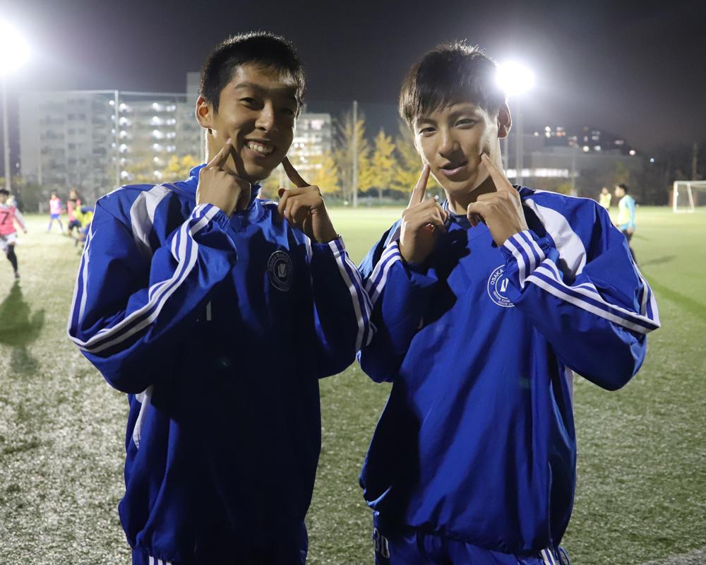 なんで大阪学院大高サッカー部を選んだの?「練習試合をして強いチームという印象を持っていた」【高校サッカー選手権 2018】