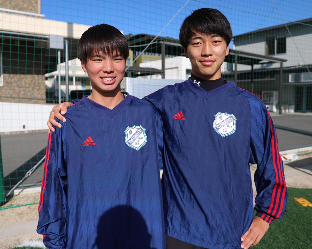 なんで和歌山北サッカー部を選んだの?「3強の中で唯一の公立が北高だったから」【高校サッカー選手権 2018】