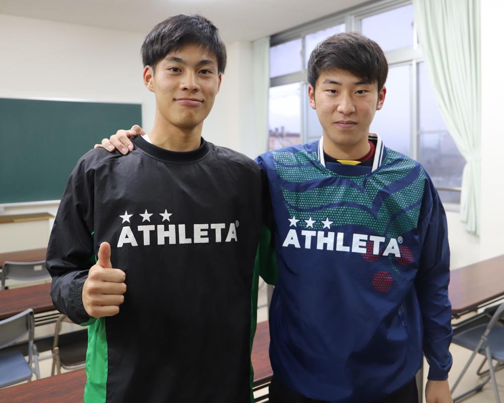 【2019シーズン始動!】何で京都共栄サッカー部を選んだの?「ノビノビとプレー出来る気がした」
