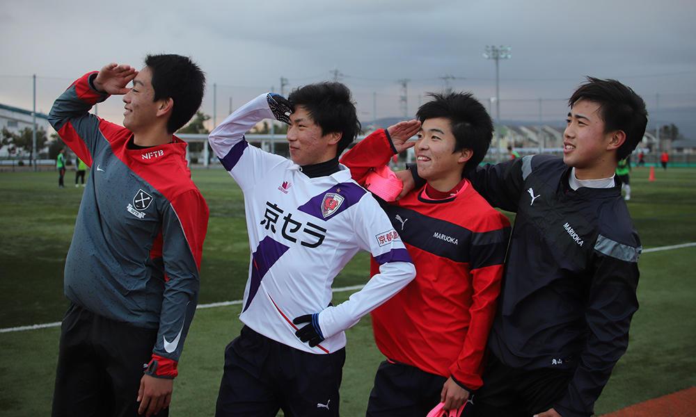 丸岡サッカー部あるある「彼女が出来たら監督にすぐバレる!」【高校サッカー選手権 2018】