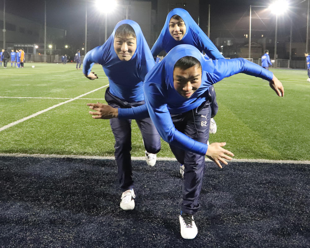 【2019シーズン始動!】近大附属サッカー部あるある「一人ひとりが〇〇隊に所属!」