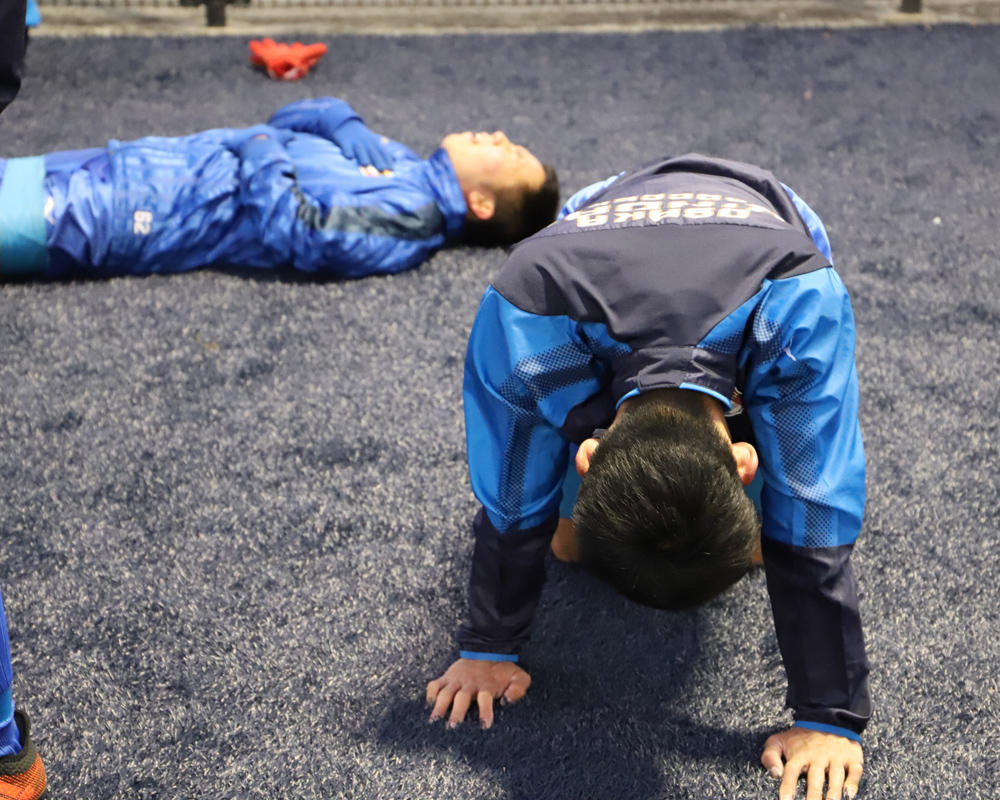 【2019シーズン始動!】大阪の強豪・近大附属の練習に密着!(15枚)