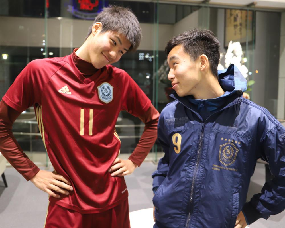 【2019シーズン始動!】なんで興國サッカー部を選んだの?「興國から3人のプロが出て考えが変わった」