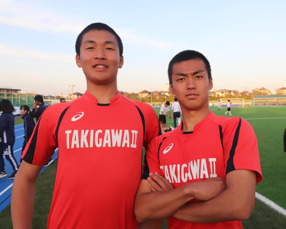 なんで兵庫の名門・滝川二高校サッカー部を選んだの?「タキニをテレビで何度も見ていた」