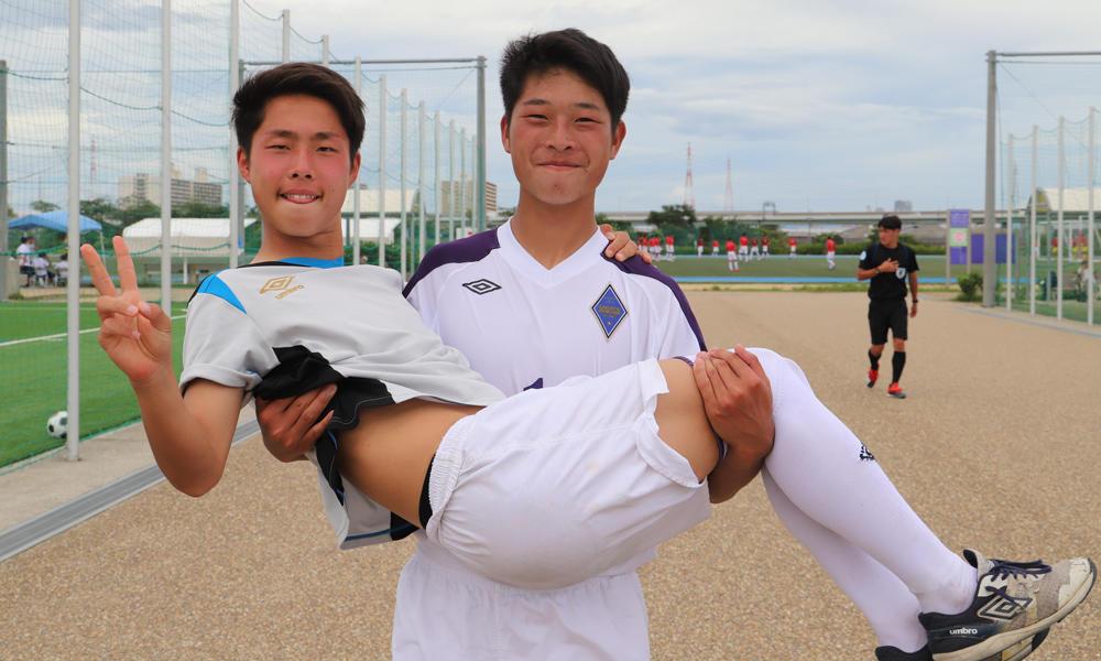 矢崎空と大津平嗣は何で福島の注目校・学法石川高校サッカー部を選んだのか?